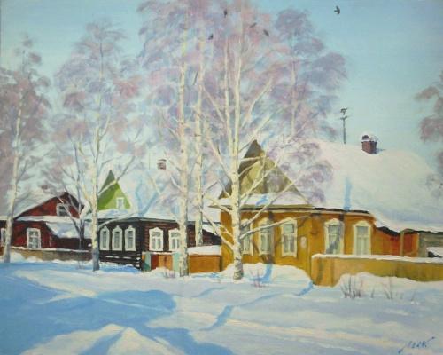 Igor Lemekhov. Quiet street