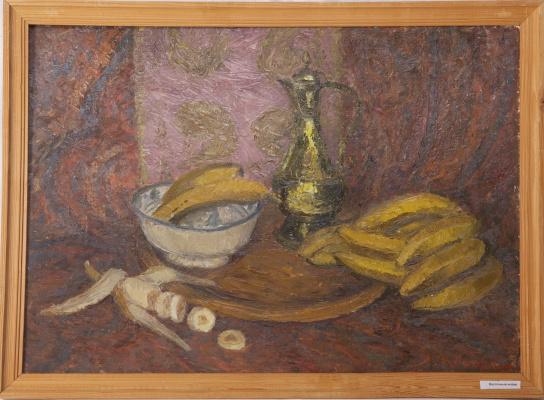 Sergey Yakovlevich Lagutin. Oriental motif