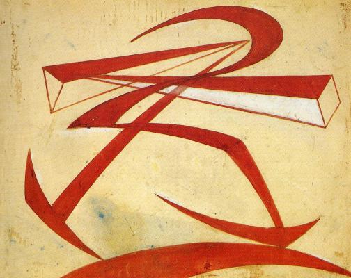 Giacomo Balla. Plot 3