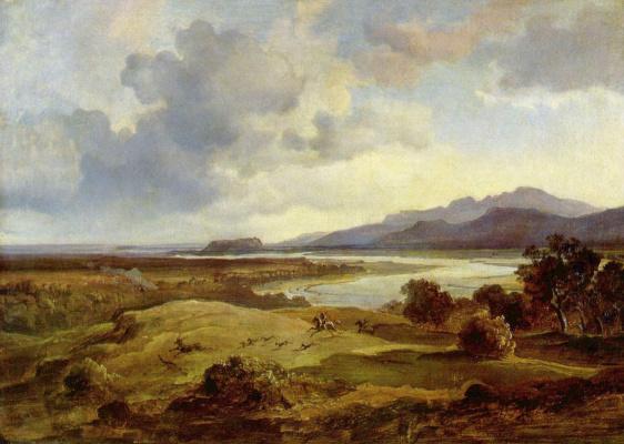 Carl Anton Josef Rotman. Valley Neuborne