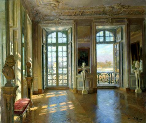 Морис Лобр. Зал Дофина в Версальском дворце