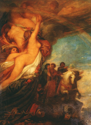 George Frederick Watts. The illusions of life
