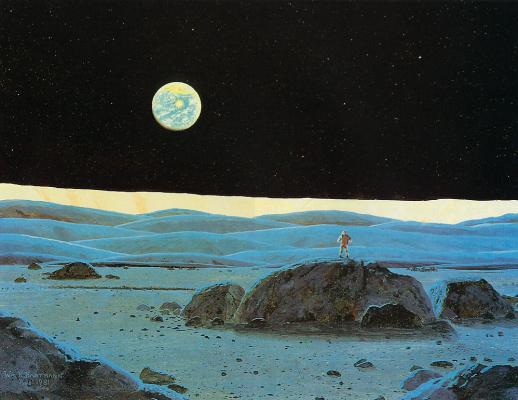 William Hartmann. Space