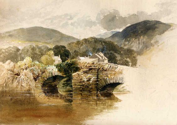 Сэмюэл Палмер. Каменный мост