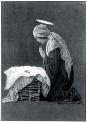 Джесси Уиллкокс Смит. Сила молитвы