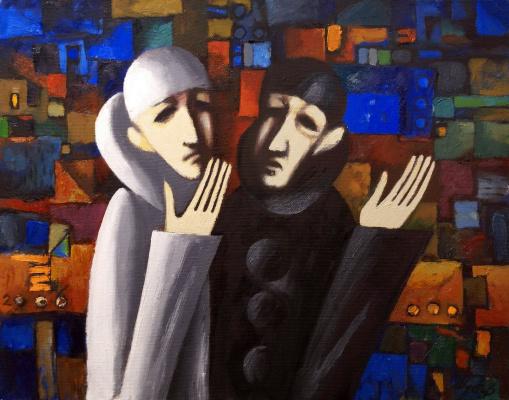 Andrey Anatolyevich Shustov. Whisper