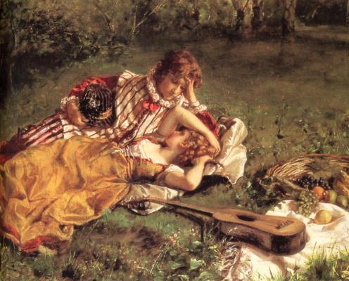 Пикник (фрагмент)