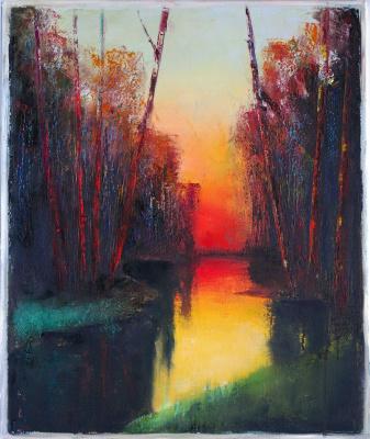 Наталия Багацкая. Sunset