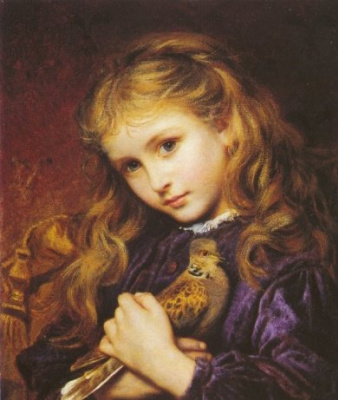 Sophie Jeanjambre Anderson. Laughing dove