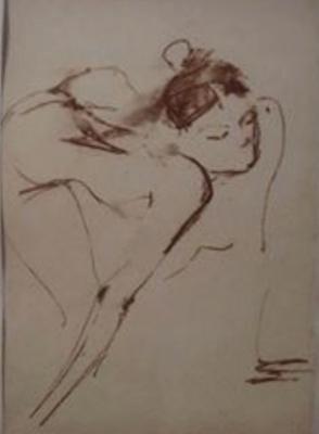 Elena Shchekina. Untitled