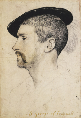 Hans Holbein The Younger. Simon George Cornwall