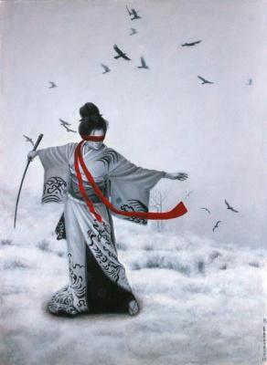 Наталия Багацкая. Chio Chio San