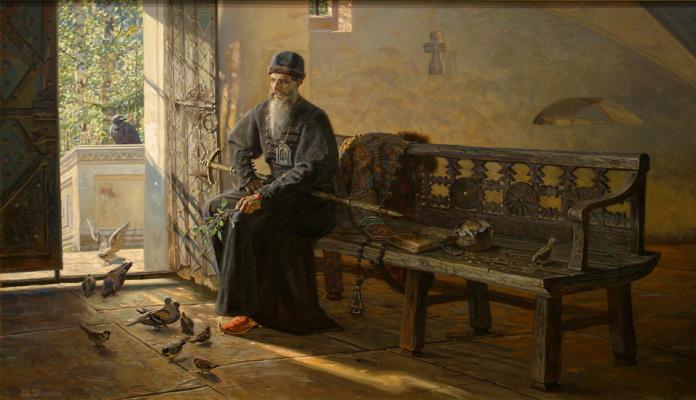 Pavel Viktorovich Ryzhenko. Tsarevo silence