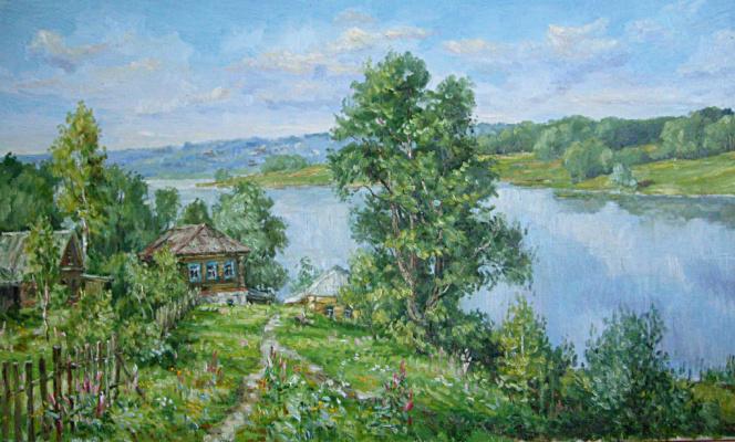 Victor Vladimirovich Kuryanov. The midday silence