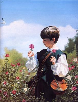 Дин Моррисси. Розы