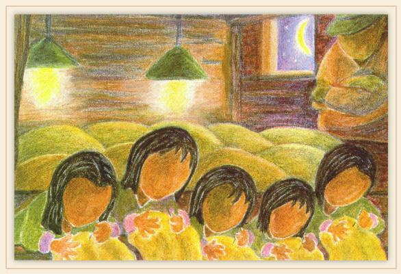 Лиллиан Хобан. Детский труд