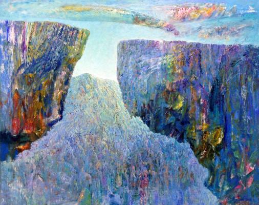 Асрор Мурадов. Скалы