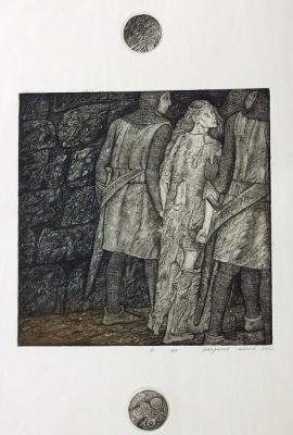 Leonid Valeryevich Stroganov. Cordelia is led away