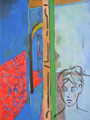 Alexandr Petelin. Blue light