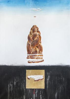 Александр Николаевич Устинов. Хлеб