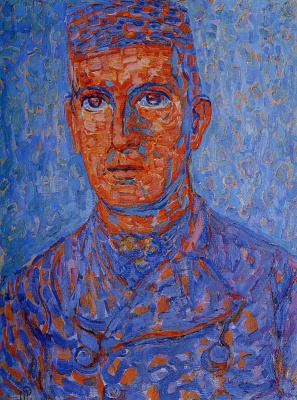 Piet Mondrian. A Dutch farmer