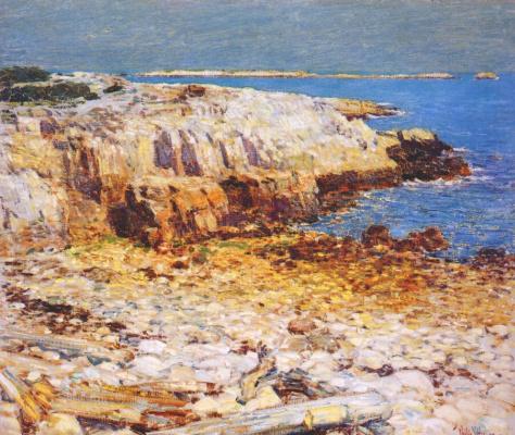 Childe Hassam. Severa East Ocean Views