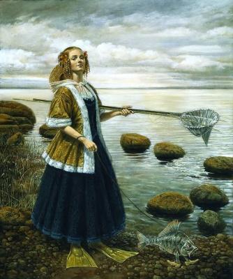 Михаил Хохлачев. Удачная рыбалка
