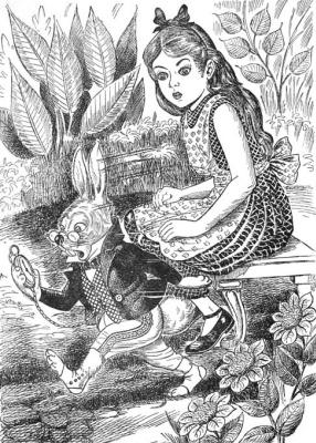 Осфальдо  Сторни. Алиса в стране чудес