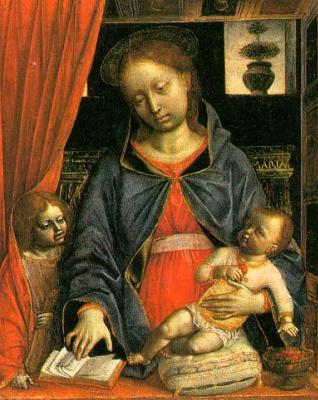 Винченцо Фоппа. Молитва