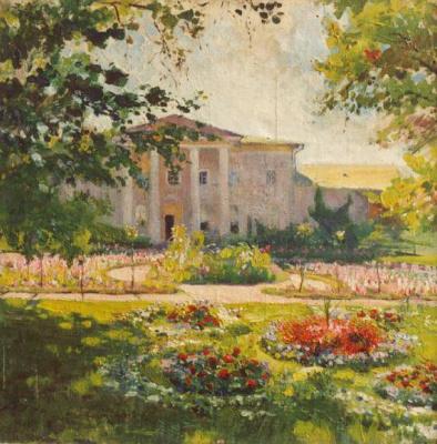Pavel Petrovich Benkov. Manor house