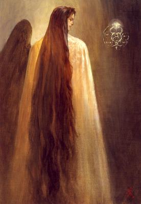 Джун Суеми Ген. Длинные волосы
