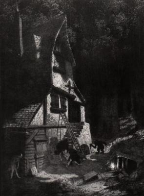 Сидней Герберт Сим. Темная ночь