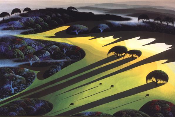 Eivind Earl. Quiet meadow