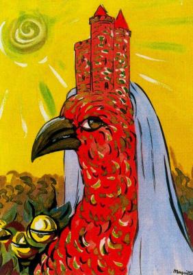 René Magritte. Prince charming