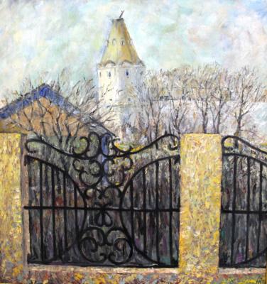Sergey Viktorovich Bragin. Corner tower