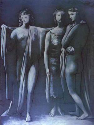 Pablo Picasso. The three graces