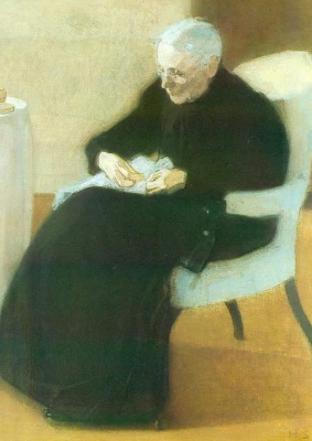 Helena Sophia Scherfbek. Mom for sewing