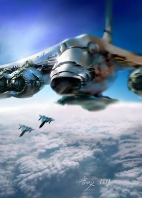 Анри Немо. Полет над облаками