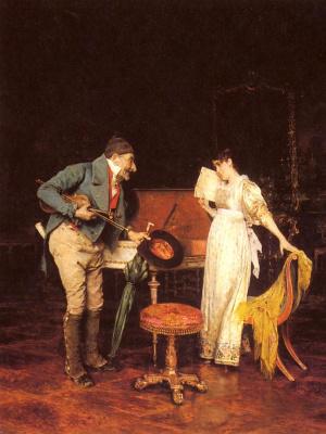 Федерико Андреотти. Урок музыки