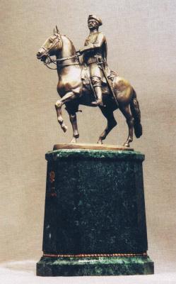 Александр Иванович Шляхтин. Петр 1