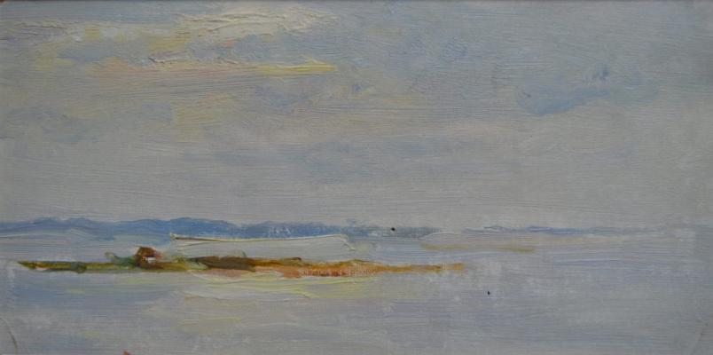 Рудольф Анатольевич Яблоков. On the Volga