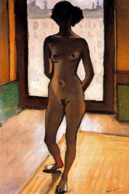 Albert Marquet. Nude