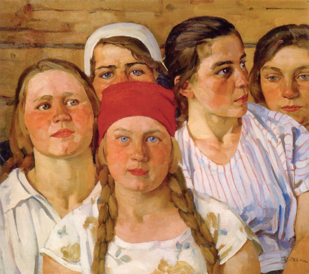 Komsomolskaya Pravda. Suburban youngsters