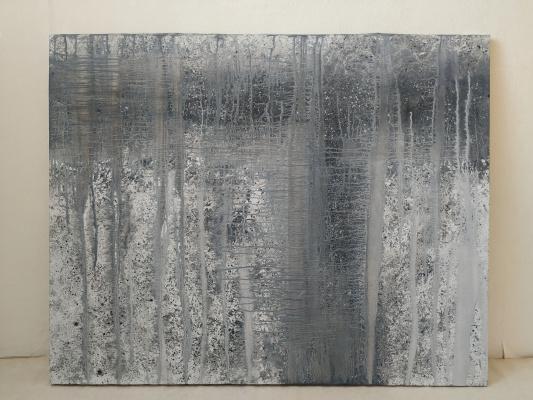 Gulzhanat Temirkhan. Abstraction 3