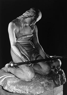 Антонио Канова. Кающаяся Магдалина