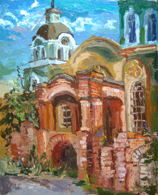 Старая Самара. Старообрядческая церковь на Л. Толстого