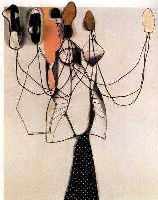 Джим Дайн. Обувь