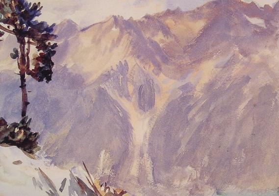 John Singer Sargent. Tyrol