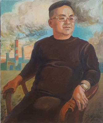 Daniil Litvinov. Китайский бизнесмен