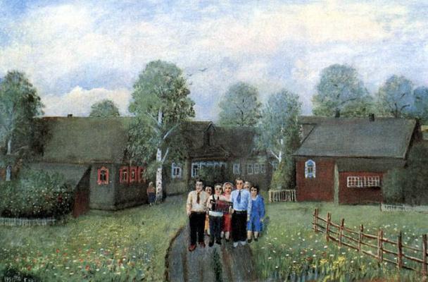 Alexander Vasilyevich Suvorov. Celebration